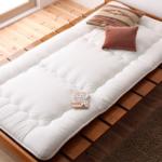 布団を敷いても使える優れもののすのこベッド