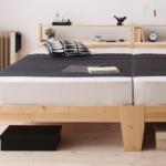 冬の寒さに対して、すのこベッドはどうですか?