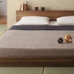 畳にフロアベッドを置きたいです
