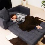 ソファーベッドの寝心地はどうなの? その実態に関して
