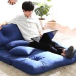 カウチタイプのソファーベッドとはどういうものですか?