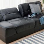 急な来客にベッドで対応できるソファーベッドという代物