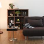 三つ折り式のソファーベッドとはどういうものですか?