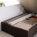 日本製の信頼できる収納ベッドは販売されていますか?