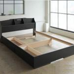収納ベッドは組み立て式なのでしょうか?