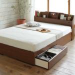 収納ベッドを買ってシックハウス症候群悩みたくないです