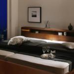 収納のある連結ベッドがあればいいのに