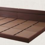 すのこの床板になっているファミリーベッドがあるようだけど?