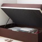 どのような向きや位置に跳ね上げ式ベッドを置けばいいの、その置き方を紹介します