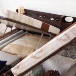 跳ね上げ式ベッドの床板は軋んだりしないの?