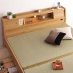 畳ベッドに収納スペースがあるというメリット