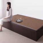 畳ベッドの高さはどれ位なの?