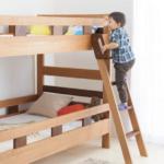 二段ベッドのはしごの耐久性や安全性が気になります
