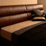 brown-leather-bed