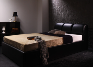 stylish-leather-bed